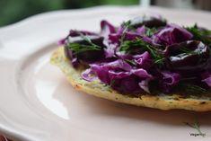 7 salate delicioase cu varza. Salate vegane pentru slabit sanatos – Sfaturi de nutritie si retete culinare sanatoase Bruschetta, Cabbage, Tacos, Mexican, Vegetables, Parenting, Ethnic Recipes, Food, Salads