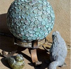 How To Make A Penny Orb