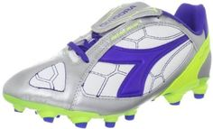Diadora Men's DD Eleven R MG 14 Soccer Shoe Diadora. $54.95. synthetic. Axeler technology for propulsion on the toe-off. Manmade sole