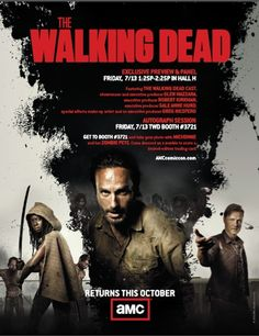 Walking Dead season 3 promotional photo - Rick Grimes -  Michonne