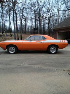 Barracuda Grand Coupe 1970 Plymouth