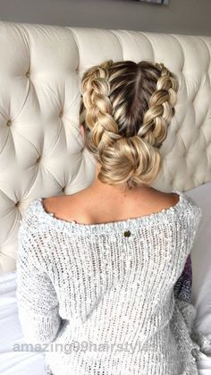 Awesome This schoolgirl favorite is all grown up. See the 12 new braided hairstyles we can't get enough of and learn exactly how to do them  The post  This schoolgirl favorite is all grown up.  ..