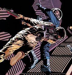 science fiction illustrations from the Jim Steranko, Katsuhiro Otomo, Vintage Robots, Science Fiction Art, Book Cover Art, Book Show, Sci Fi Fantasy, A Comics, Conceptual Art