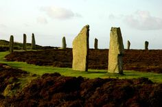 Heart of Neolithic Orkney UNESCO World Heritage Site: The Ring of Brodgar