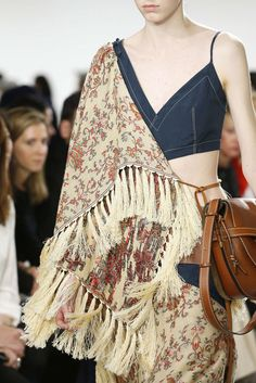 Loewe, Primavera/Estate 2018, Parigi, Womenswear