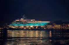 Oceanco - Yachts for Visionary Owners - Sunrays