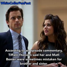 Obviously because both of them are almost equally good looking. Almost. No one can beat Matt Bomer. No one.