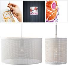 stitch your own lampshade kit!
