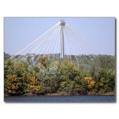 Alton Bridge Postcard