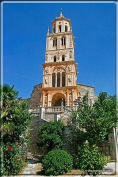 Iglesia de Santa Maria del Campo - Burgos por SilviaRSPhotos http://www.flickr.com/photos/lady_laris/