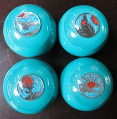 Southwestern Turquoise Shift Knobs - Various - HouseOspeed - Hot Rod Shift Knob