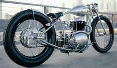 All things custom motorcycles harley davidson choppers and bobbers Custom Bobber, Custom Bikes, Cool Motorcycles, Vintage Motorcycles, Bike Bmw, Cross Country Trip, Bobber Chopper, Classic Bikes, Vintage Bikes