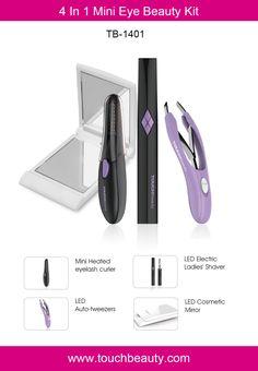 4 in 1 mini eye beauty kit