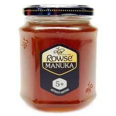 Airborne Manuka Honey Manuka Honey, Salsa, Jar, Treats, Health, Food, Sweet Like Candy, Salsa Music, Goodies