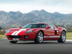 This 2005 Ford #GT will be featured at #TheAmeliaIslandAuctions , you can get pre-approved for auction by applying online with Premier. Visit www.pfsllc.com and get on the #road (Image Source: http://www.rmsothebys.com/am16/amelia-island/lots/2005-ford-gt/1078751)