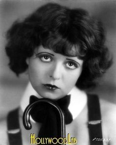 Another fav of Clara..could be a female Chaplin..starry eyes..classic..more added later..