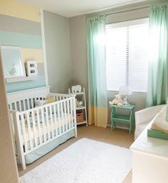 Project Nursery - Cool and Calm Nursery