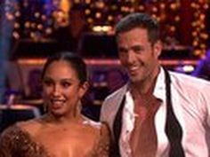 William Levy and Cheryl. DWTS. 2012 Argentine Tango. Have SO or BOB on hand in order to avoid injury to screen.