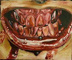 Jason Butcher - Mouth Art
