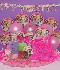 If You Love Fashion Dancing And Party Games Then Will These Bratz Ideas Supplies A Complete Birthday Guide
