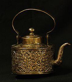 Iranian Art -old pot
