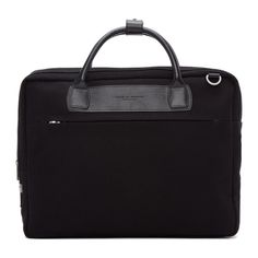 641f4c45af Tiger of Sweden - Black Bilston Briefcase Briefcase