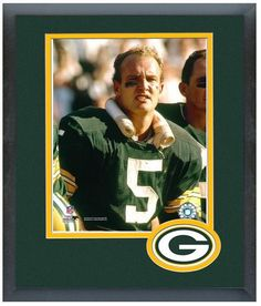 "Paul Hornung Green Bay Packers ""Legend"" - 11 x 14 Famed & Matted Photo"
