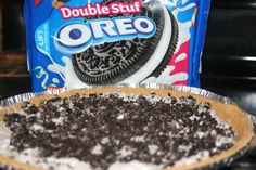Oreo Pie --- my oh my how good