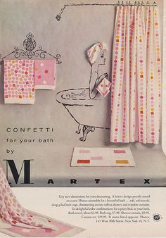 Confetti Your Bath With Martex