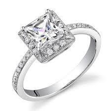 simple diamond wedding rings - Google Search