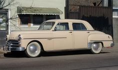 https://flic.kr/p/S47TyH   1950 Dodge Coronet 4-Door Sedan #1   I love warm weather in Chicago. The cool old cars come out of the woodwork.