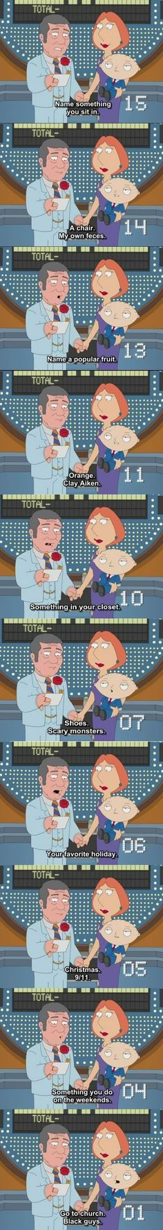 Lois and Stewie's answers // funny pictures - funny photos - funny images - funny pics - funny quotes - #lol #humor #funnypictures