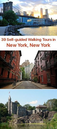 Self-guided Walking Tours in New York, New York