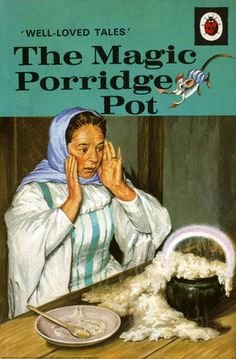 One of the many ladybird books from my childhood