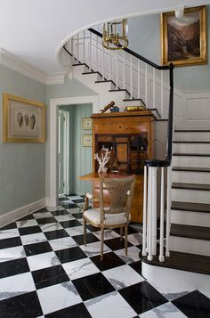 193 Best Stairs Hallways Images Stairs Entrance Hall Entry Foyer