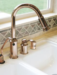 Give your sink some TLC. Mix 1/2 C baking soda with 1/4 C salt, pour down the drain. Follow with 1 C hot vinegar. let stand for 15 minutes. Run hot tap water for 15-30 seconds