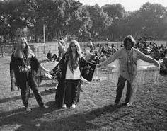 Resultado de imagen para flower power 1967