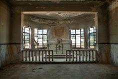 Ospedale Bartolini, Italy...Isolation Hospital opened in 1936