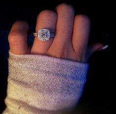 Beautiful 52 Stunning Stone Engagement Rings