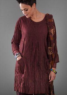 Kleid aus Baumwolle/Viskose