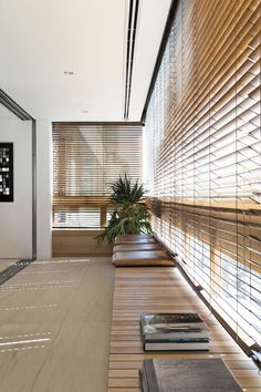 Rethinking the internal divisions and modifying predefined spaces, we created an urban project, both cozy and functional. Blinds For Windows, Curtains With Blinds, Windows And Doors, Curtain Inspiration, Japanese Apartment, Balcony Doors, D House, Inside Home, Interior Architecture