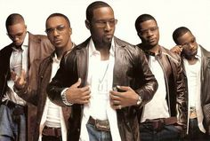 New Edition - this was the swagged out N.E. (Ralph Tresvant was looking yummy too might I add)