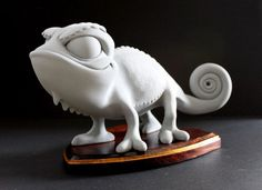 Image result for Disney 3d clay maquettes