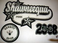Patch, patches, awards, chenille, embroidery, tackle twill ...