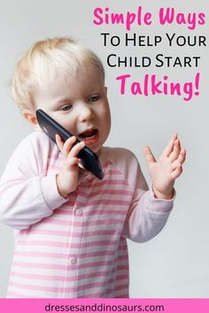 When it is time for your child to begin talking, it's exciting to hear them start to learn their first words. But I always wondered how I could help! I used these simply ways to help my kids learn to talk! Parenting Toddlers, Parenting Hacks, Positive Parenting Solutions, Kids Fever, Advice For New Moms, Before Baby, Friends Mom, All Family, Family Life