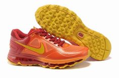 1uOsq Nike Trainer 1.3 Max Breathe Orange Red Yellow