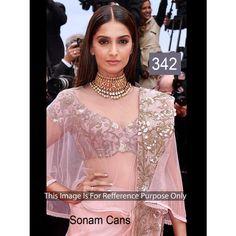 Sonam Cans Weightless Viscose Bollywood Dress