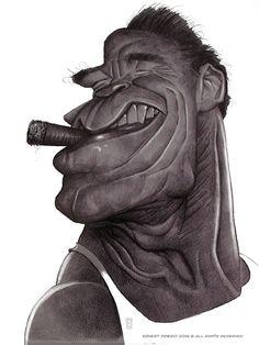 Ernesto Priego: Arnold schwarzenegger