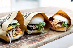 Bao Burger - Paulett