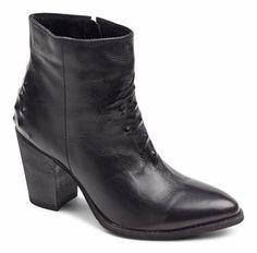 Friis Company Anise ankelstøvle med nitter under skind -- 899,00 --
